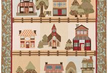 House Quilts / by Anne Bennett