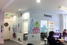 wall graphics - Mira Displays / Utilize your wall space to promote your business with wall graphics. You can display your products, services by using wall decals. Wall graphics lure your visitors easily. Please contact  - (02) 9804 1475 for Wall Graphics.