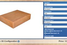 Simplio3D Product Configurator / Simplio3D is a product configurator software, that offers the possibility to quickly set up a fully-working interactive tool for engaging visitors of the website to interact with a 3D version of the specific products, while also providing automatic personalized on-the-spot quotations.