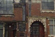 Övergivna byggnader