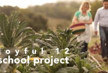 Joyful12 School Project / Our Pilot to to improve the health of an entire school community in Novato, California - children, parents, teachers and their families - by teaching basic cooking skills focused on vegetables and fruits first.  Read more on our Barnraiser page: http://bit.ly/1BoK1er