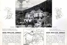 Parkhotel Beau Site - our History / Parkhotel Beau Site has a long and beautiful history. It has overlooked Zermatt and provided generous hospitality, beautiful rooms, great food, wonderful views for more than 100 years.