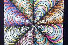 tekenen/kleuren