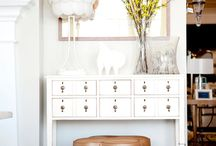 Entry way inspiration / by Laura Beth Gunter {A Step in the Journey}