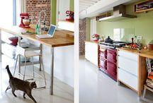 Keukenkleur / kleur in de keuken