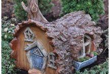 Fairy Gardening / by Halo Honey