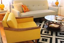 Mid-Century Modern / Let's get mod with design inspiration from the 1950s and 1960s, all the way up to now.  / by Legrand