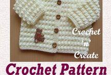 Baby jerseys to crochet