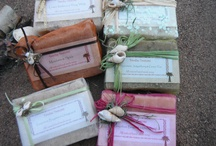 Hand made soap and cosmetics