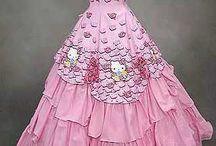 Fashionista Wannabe - Costume-ish / by Lady Ozma