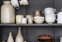 Collections: stoneware