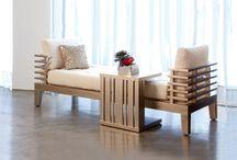 Furniture - Ottoman / by Zoe Victoria