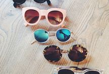 Sunglasses.♥
