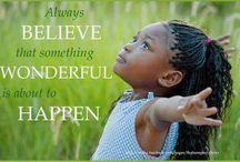 believe. it's possible.