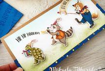Card Fox stamp