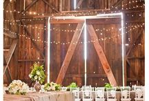 Rustic Wedding / wedding flower and decor inspiration for your RUSTIC WEDDING