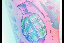 Gallery Tattoo / Graphic Tattoo Design