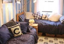 HDH: Home Decorated Home / Ideas when I don't pay rent and I can paint my walls and have more than 275 sq. ft.