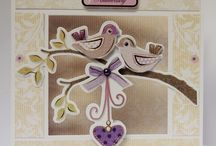 """Kanban """"Cherished Occasions"""" Papercraft Collection / Inspiration using Kanban Crafts """"Cats & Dogs"""" papecraft collection"""