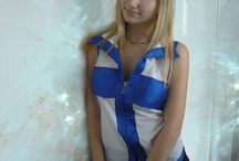 Lucy Heartfilia cosplay / Fairy Tail Lucy cosplay by Marty Novotna