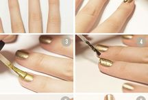 Nail Art Ideas / by LaHeather Yates
