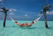 Must visit / Places to Travel like Bora Bora, Fiji, and Cabo. And other beaches.