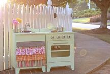 Kids Kitchens and Ideas / by Carmen