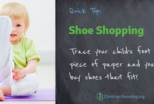 Quick Tips / Fun and useful resources for parents to use at home.