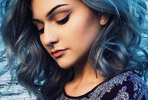 dreamy hair /  I really want to dye my hair...