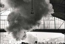 Gares et trains