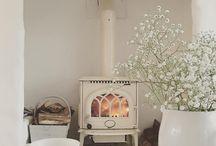 Kandalló - Fireplace