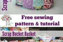 sew basket tutorial