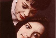 Judy and Liza Minelli