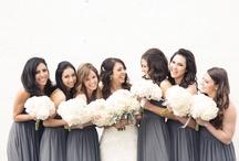 bridesmaids & wedding / by Nhina Dazza