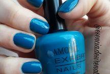 Amodil - Esmaltes / Esmaltes de Amodil  *Sand Effect *Nail Expert *Sugar Effect *Amodil Color
