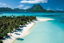 Escape to Tahiti / Tahiti! Just saying the word evokes visions of an island paradise like no other.
