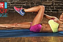 Body Rock Burnout Challenge / Fast, Furious, Focused...Give it All You've Got Workout / by Dawn Johnston
