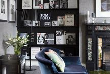 Interior inspiration / Scandinavian interior inspiration.
