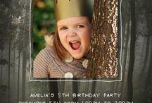 Kellen's 1st Birthday Ideas / by Heather Truitt