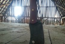 Fixed Blade Knives / Beautiful Fixed Blade Knives that I have stumbled across.