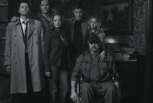 Supernatural / Saving people, hunting things, the family business.