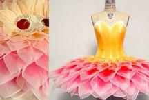 vestidos de fantasia hermosos