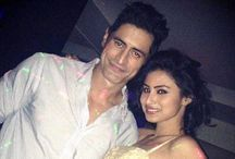 Mouni Roy Unseen Images and Photo With her Boyfriend Mohit Raina