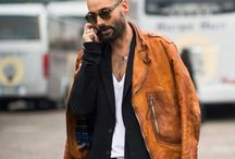 men with phone