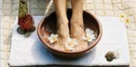 Foot Spa and detox