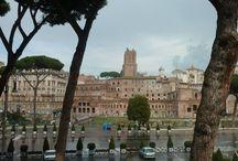 Roma eterna, alocada, inolvidable. Viviendo en Sicilia la visité varias veces. / ROMA Para Volver
