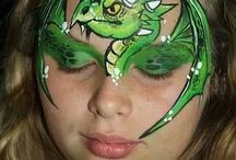 maquillage / face painting