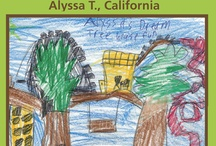 Dream Tree Houses / Readers draw their dream tree houses. How fun!