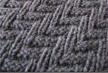 Pletení a háčkování vesta