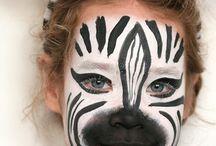 Zebra karneval